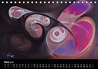 Martin Heine - Fantasien der Sinne (Tischkalender 2019 DIN A5 quer) - Produktdetailbild 3
