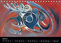 Martin Heine - Fantasien der Sinne (Tischkalender 2019 DIN A5 quer) - Produktdetailbild 7