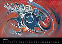 Martin Heine - Fantasien der Sinne (Wandkalender 2019 DIN A4 quer) - Produktdetailbild 7