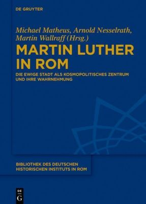 Martin Luther in Rom -  pdf epub