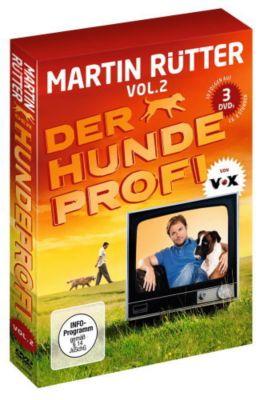 Martin Rütter: Der Hundeprofi Vol. 2, DVD, Martin Rütter