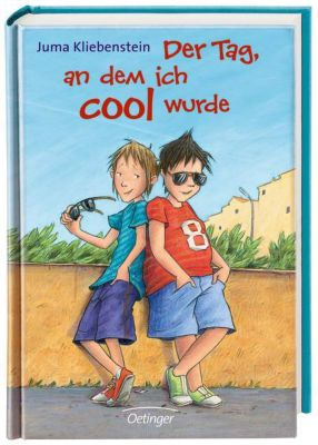Martin und Karli Band 1: Der Tag, an dem ich cool wurde, Juma Kliebenstein