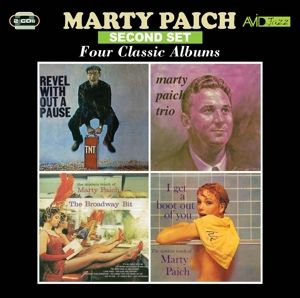 Marty Paich-Four Classic Albums 2, Marty Paich
