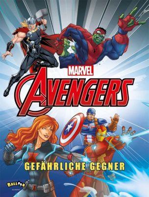 Marvel Avengers - Gefährliche Gegner