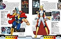 Marvel Avengers - Lexikon der Superhelden - Produktdetailbild 2