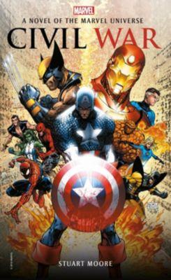 Marvel Civil War, Stuart Moore