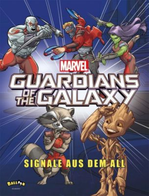 Marvel Guardians of the Galaxy - Signale aus dem All, Colin Hosten