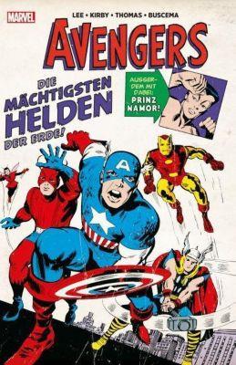 Marvel Klassiker: Avengers, Stan Lee, Jack Kirby, Roy Thomas
