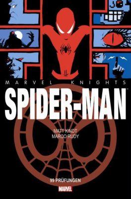 Marvel Knights: Spider-Man, Matt Kindt, Marco Rudy