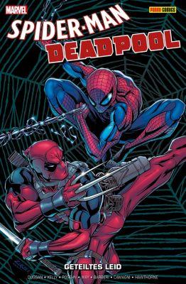 Marvel Paperback: Spider-Man/Deadpool – Geteiltes Leid, Joe Kelly