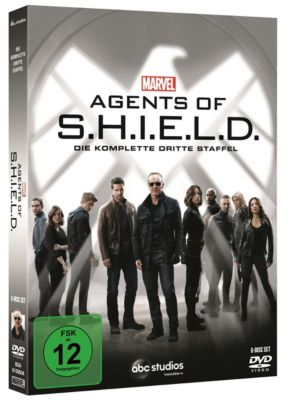 Marvel's Agents of S.H.I.E.L.D. - Staffel 3, Stan Lee, Jack Kirby