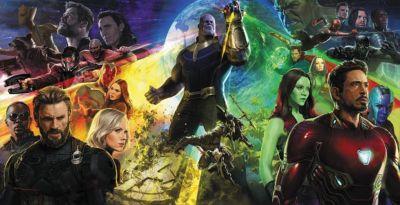 Marvel's Avengers: Infinity War - The Art of the Movie, Eleni Roussos