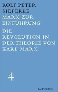 Marx zur Einführung / Die Revolution in der Theorie von Karl Marx - Rolf Dieter Sieferle |