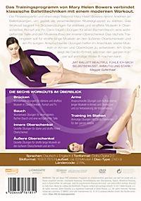 Mary Helen Bowers: Ballett Fit - Produktdetailbild 1