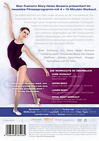 Mary Helen Bowers - Die besten Ballet-Übungen für Bauch, Beine & Po - Produktdetailbild 1