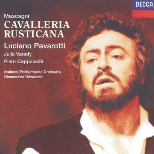 Mascagni: Cavalleria Rusticana, Pavarotti, Varady, Gavazzeni, Napo