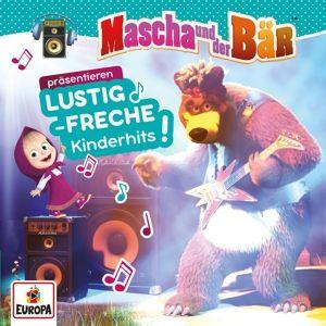 Mascha & Der Bär Präsentieren Lustig-Freche Kinder, Mascha und der Bär