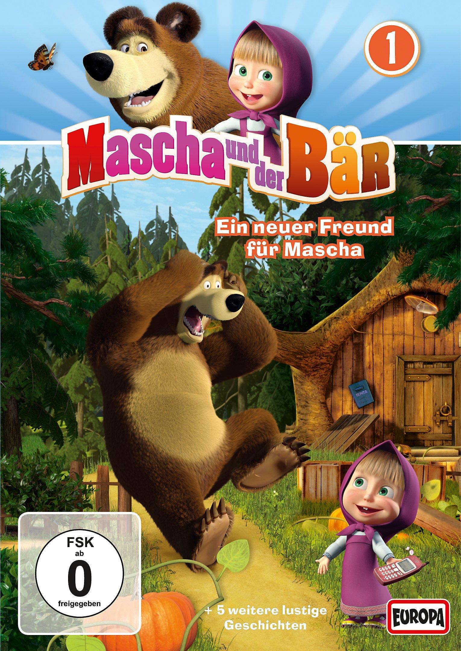 Film Mascha Und Der Bär