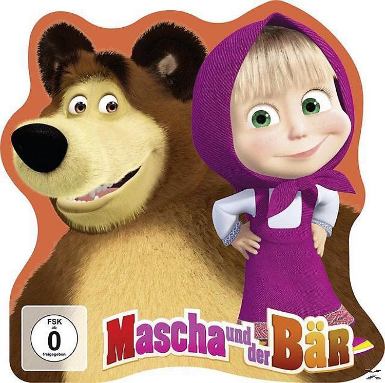 mascha und der bär  metallbox folgen 12  3 dvdbox film