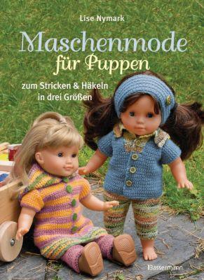 Maschenmode für Puppen - Lise Nymark  