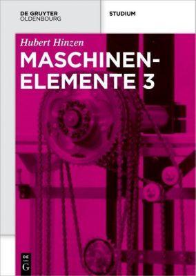 Maschinenelemente, Hubert Hinzen