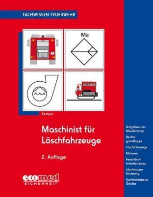 Maschinist für Löschfahrzeuge, Hans Kemper