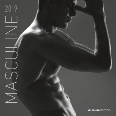 Masculine 2019, ALPHA EDITION