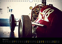 Maserati - Early GP Cars (Wall Calendar 2019 DIN A4 Landscape) - Produktdetailbild 4