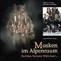 Masken im Alpenraum - Produktdetailbild 1