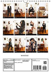 MASKERADE (Wandkalender 2019 DIN A4 hoch) - Produktdetailbild 13