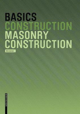 Masonry Construction, Nils Kummer