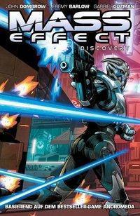 Mass Effect: Discovery, John Dombrow, Jeremy Barlow, Gabriel Guzman