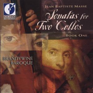 Masse Sonaten Für 2 Cellos, Brandywine Baroque