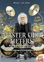Master Odd Meters!, m. Audio-CD, Manni von Bohr