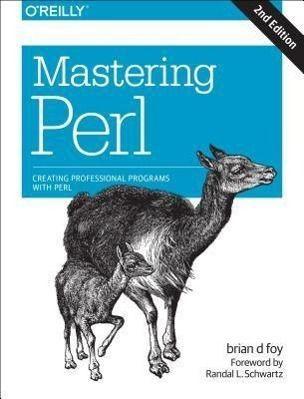 Mastering Perl, Brian D. Foy