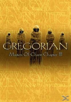 Masters Of Chant Chapter Iii, Gregorian