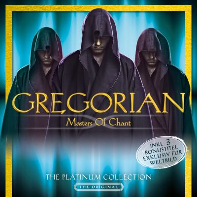Masters Of Chant - The Platinum Collection (Exklusive Version mit 3 Bonustiteln, 2 CDs), Gregorian