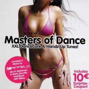 Masters Of Dance, Diverse Interpreten