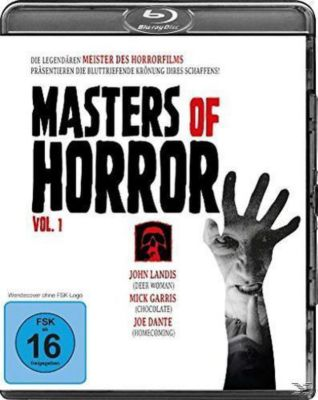 Masters of Horror Vol. 1, Henry Thomas, Matt Frewer, Stacy Grant, Thea Gill