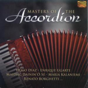 Masters Of The Accordion, Diverse Interpreten