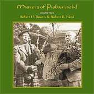 Masters Of The Piobaireachd 4, Diverse Interpreten