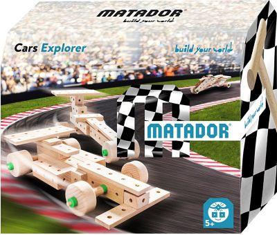 Matador Baukasten Explorer Cars