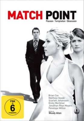 Match Point, Woody Allen