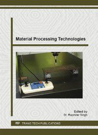 Material Processing Technologies