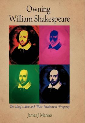 Material Texts: Owning William Shakespeare, James J. Marino