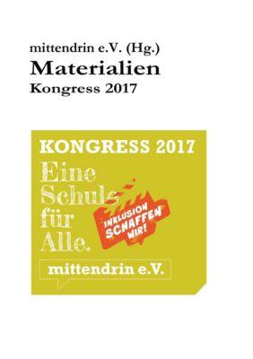 Materialien Kongress 2017