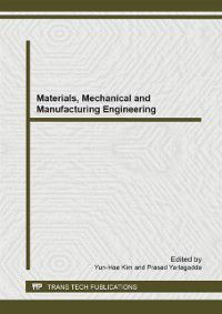 Materials, Mechanical and Manufacturing Engineering