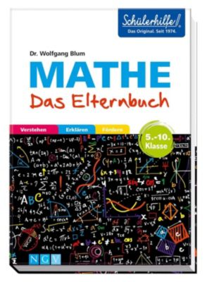 Mathe - Das Elternbuch - Wolfgang Blum |