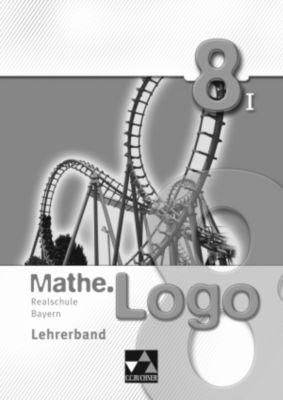 Mathe.Logo 8/1 Realschule Bayern Lehrerband