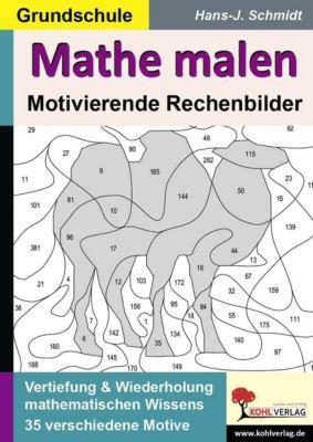 Mathe malen, Hans-J. Schmidt